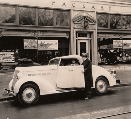 Packard Unknown