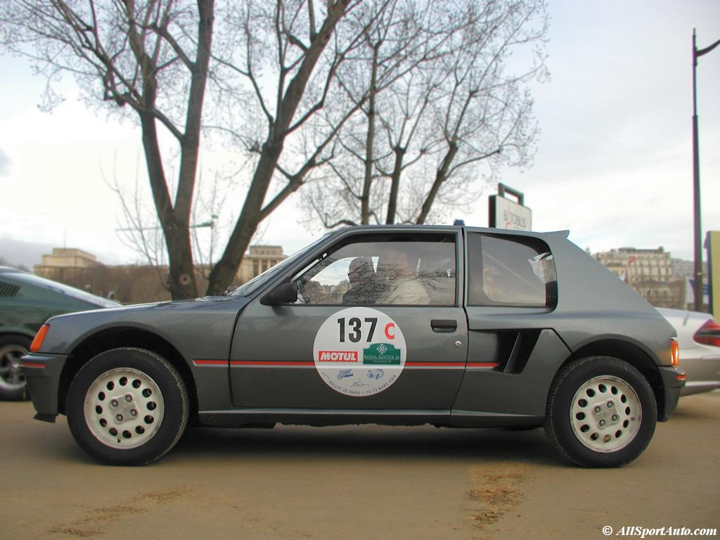 peugeot 205 14 gt specs photos videos and more on topworldauto. Black Bedroom Furniture Sets. Home Design Ideas