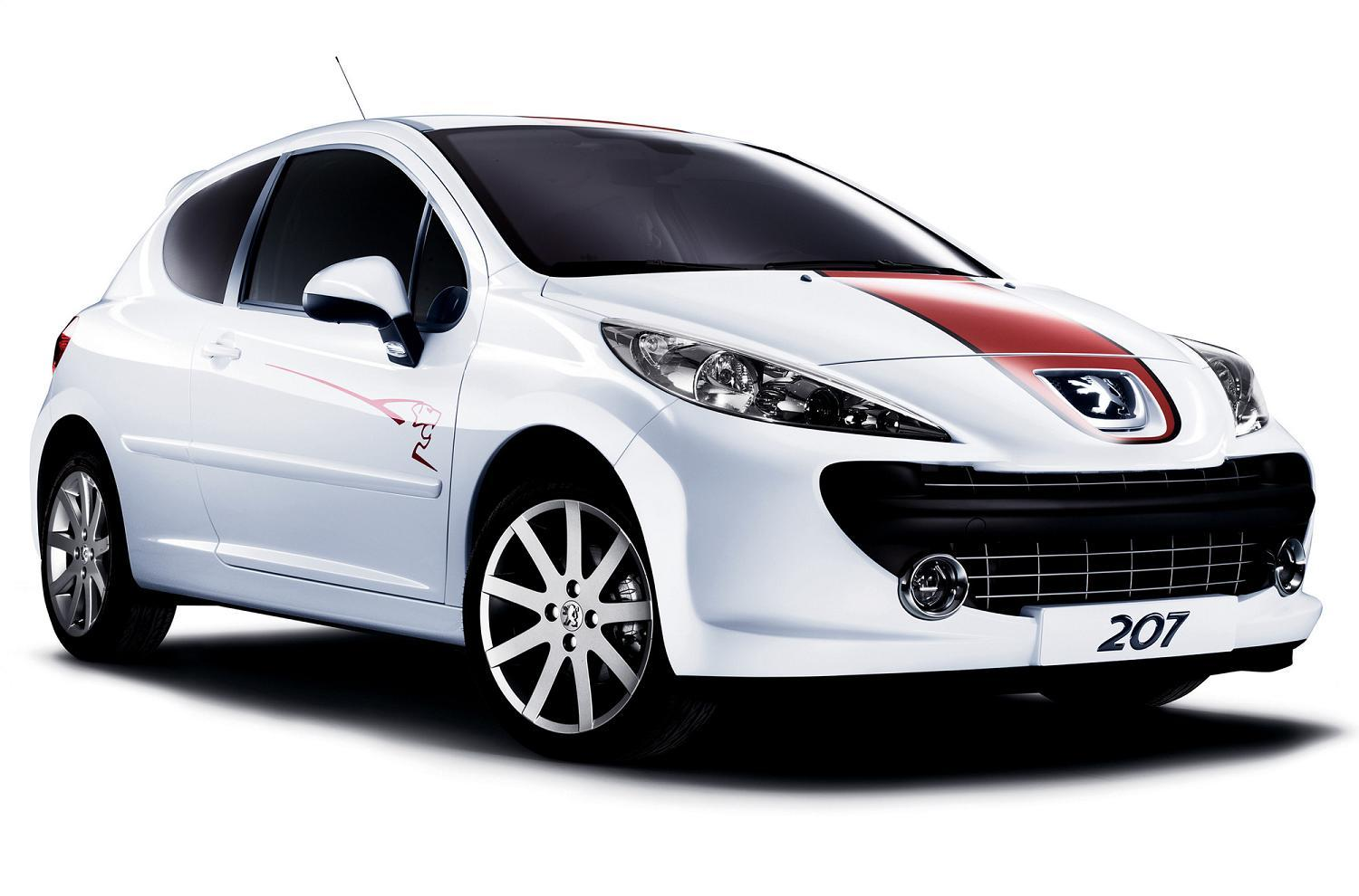 peugeot 207 le mans series specs photos videos and more on topworldauto. Black Bedroom Furniture Sets. Home Design Ideas