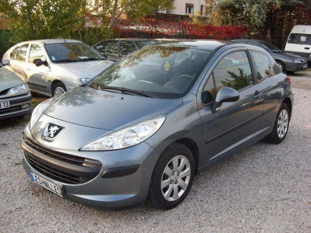 peugeot 207 trendy 14 specs photos videos and more on topworldauto. Black Bedroom Furniture Sets. Home Design Ideas