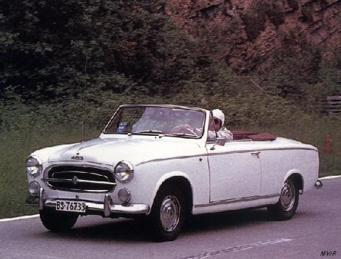 peugeot 403 cabriolet specs photos videos and more on topworldauto. Black Bedroom Furniture Sets. Home Design Ideas