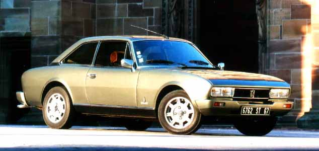 Peugeot 504 Coup