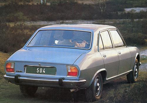Topworldauto Photos Of Peugeot 504 Diesel Photo Galleries
