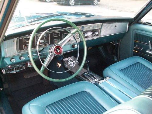 Plymouth Belvedere Satellite 2dr HT