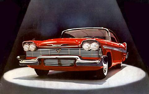 Plymouth Belvedere Sport Coupe