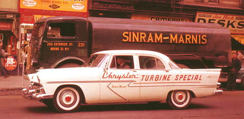 Plymouth Belvedere Turbine Special