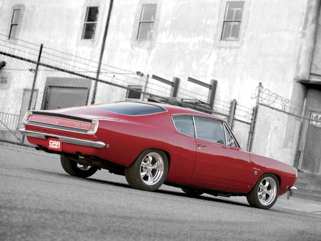 Plymouth Formulas Barracuda