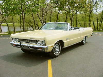 Plymouth Fury conv