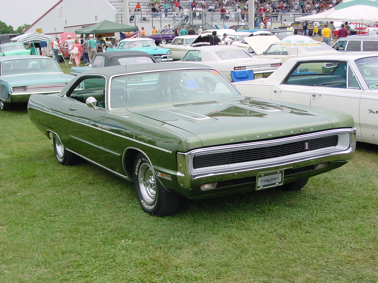 Plymouth Fury GT