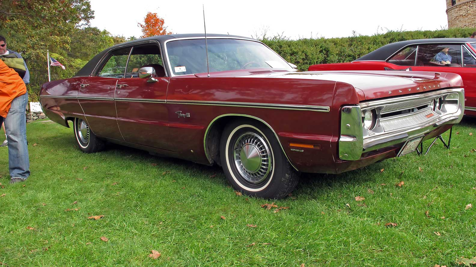 Plymouth Fury III 4dr HT