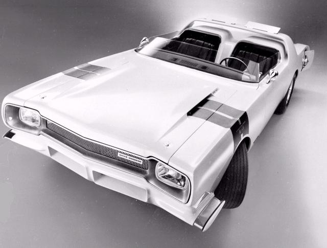 Plymouth Road Runner Duster I concept
