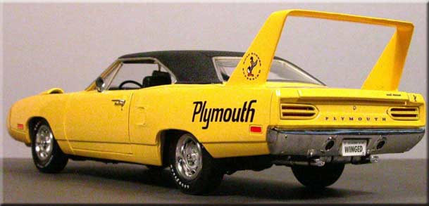 Plymouth Roadrunner Superbird