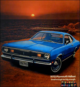 Plymouth Valiant Duster