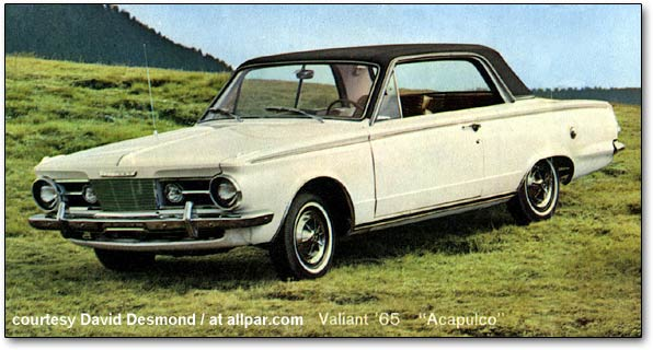 Plymouth Valiant Signet 4dr