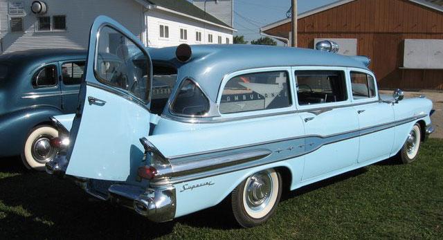 TopWorldAuto >> Photos of Pontiac Ambulance - photo galleries