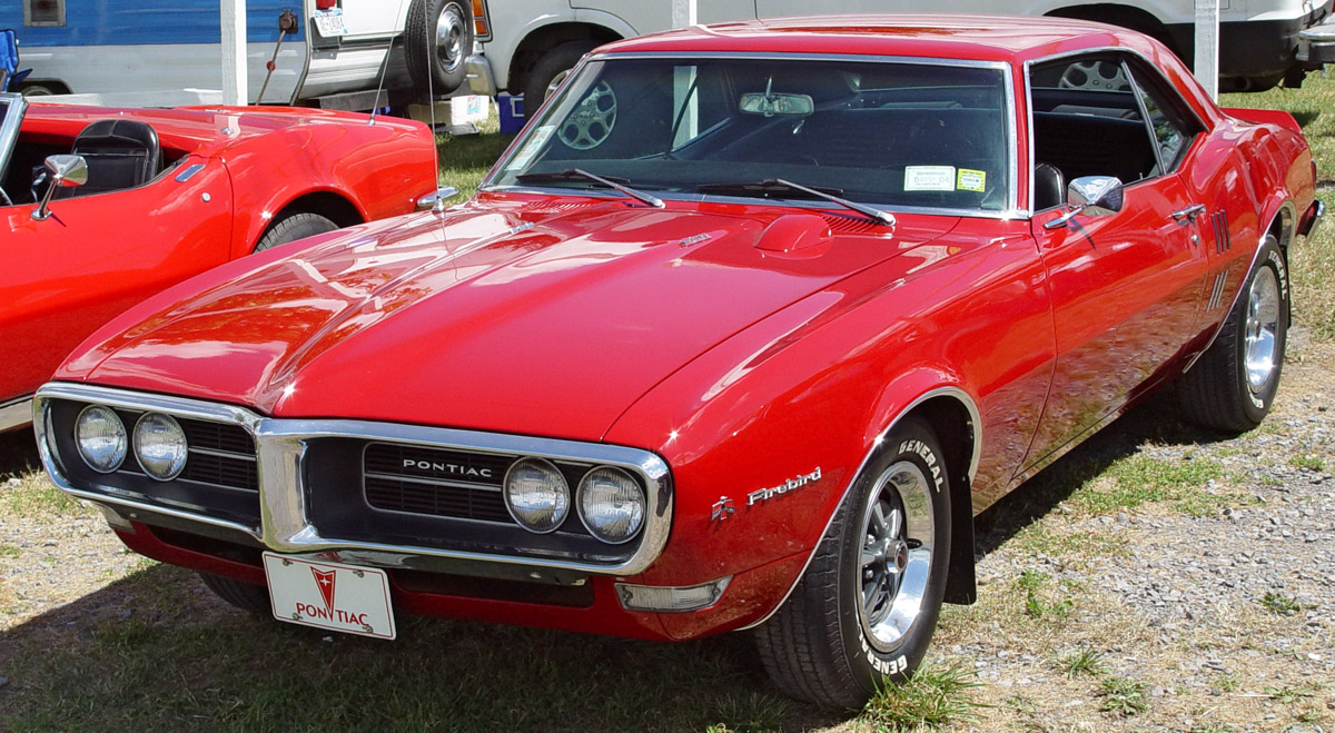 Pontiac Firebird, Photo #3