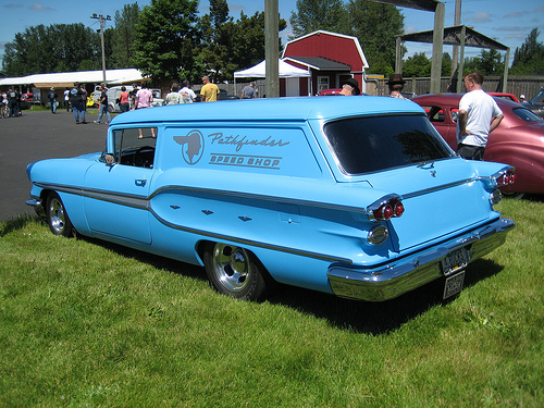 Pontiac Sedan delivery