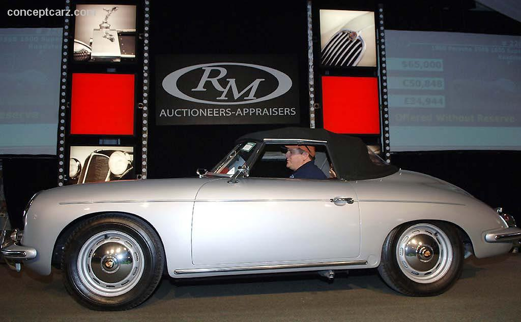 Porsche 356 B T5 Speedster Conversion