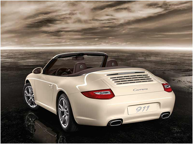 Porsche 911 Carrera Cabriolet, Photo #2