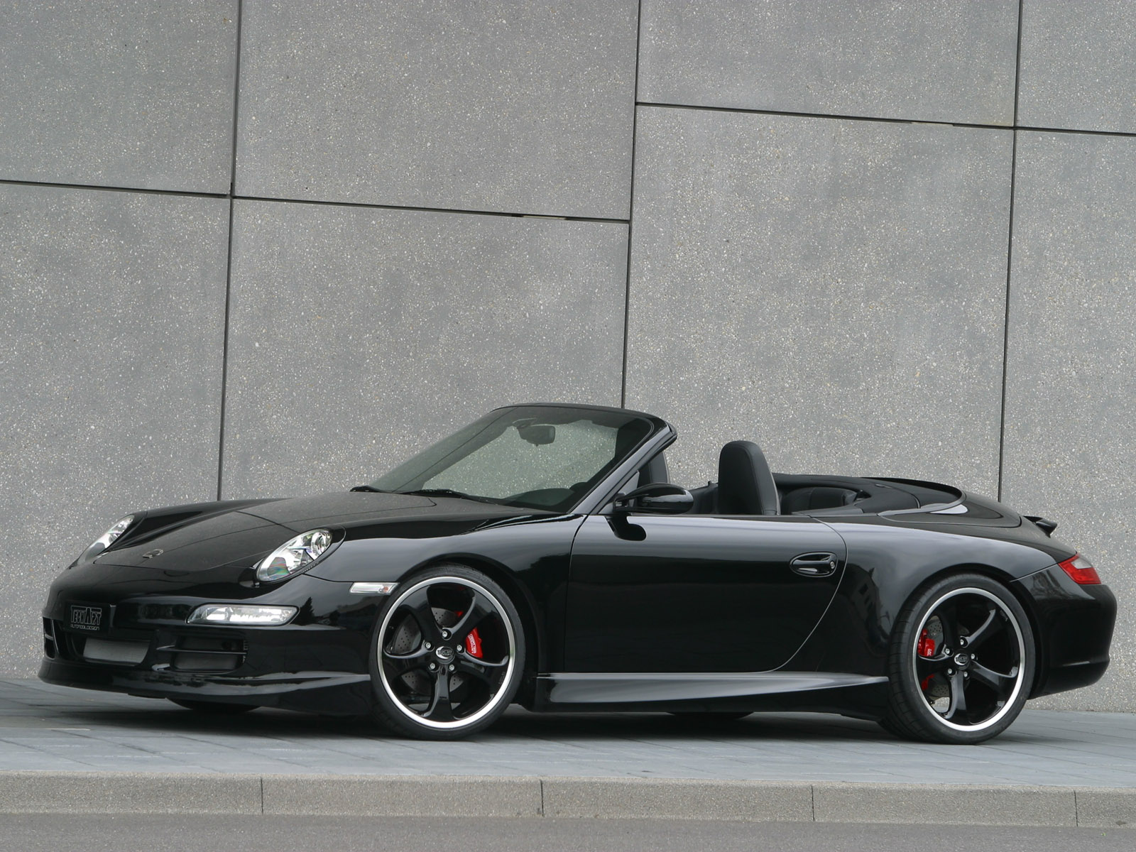 Porsche 911 Carrera Cabriolet, Photo #3