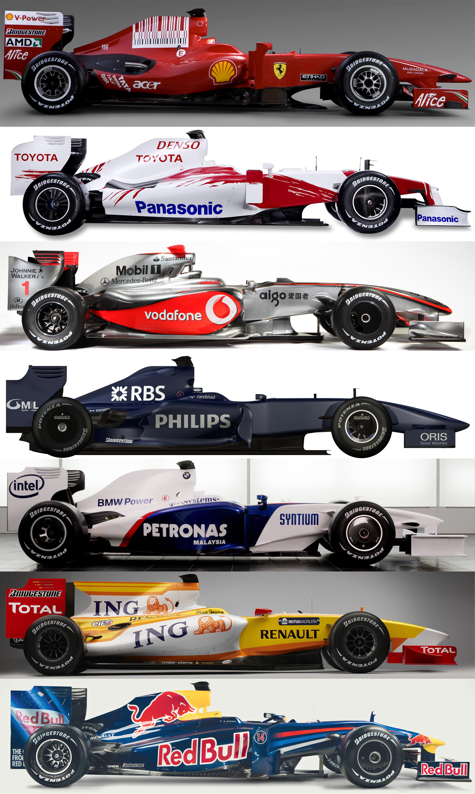 Red Bull Rb5 Specs Photos Videos And More On Topworldauto