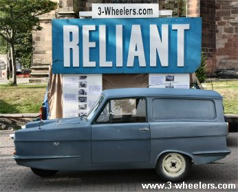 Reliant Regal Supervan 330
