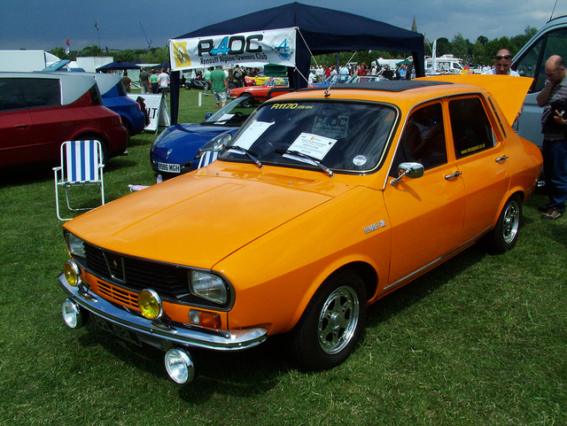 Renault 12 TL, Photo #3