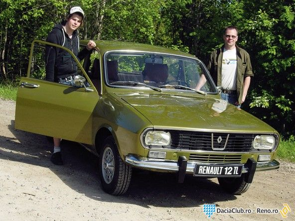 Renault 12 TL, Photo #5