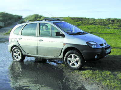Renault Scenic Rx4 Specs Photos Videos And More On Topworldauto