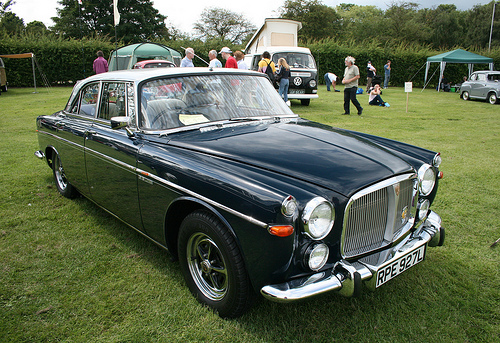 Rover P5 35 litre Coup