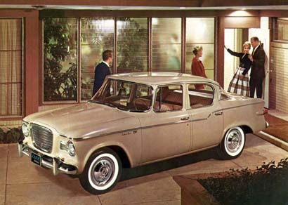 Studebaker Lark VIII 4 door sedan