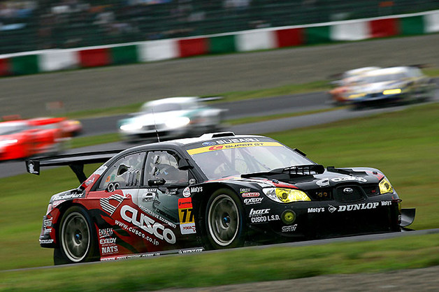 Subaru Impreza Turbo Super Racing