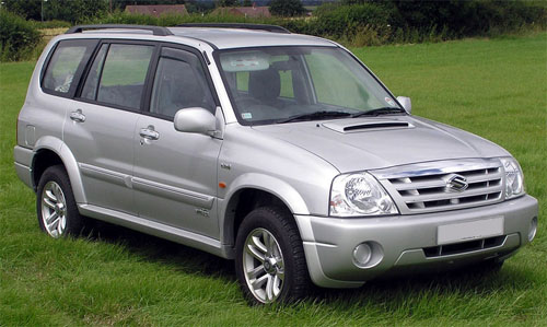 Suzuki Grand Vitara XL7