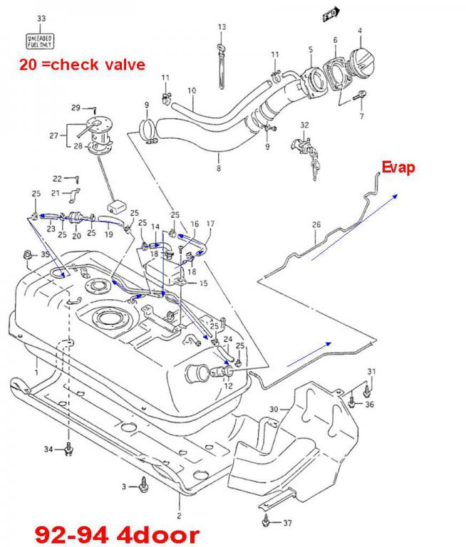 Wiring Diagram Buick Lacrosse Schemes together with 2006 Suzuki Grand Vitara Fuse Box Diagram in addition Engine Black Smoke likewise Watch likewise 1994 Ford F 150 F150 Xlt 50 302cid Surging Bucking. on forenza fuel filter