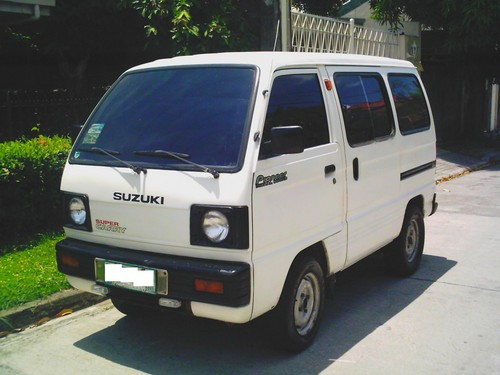 Suzuki SuperCarry