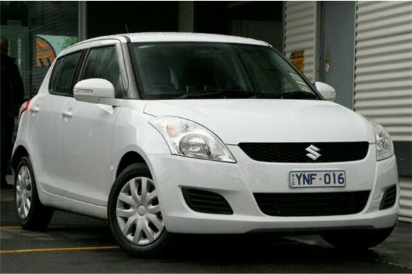 Suzuki Swift GL family