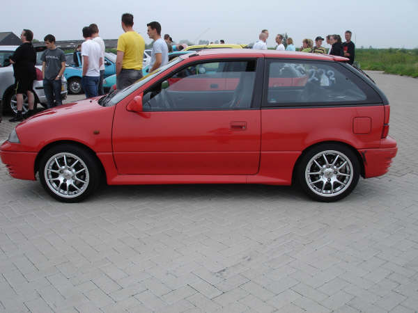 Suzuki Swift GTi Cabrio