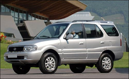 Tata Safari 4x2