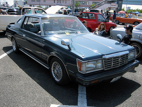 Toyota Crown Coupe