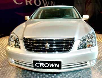 Toyota Crown Royal Saloon