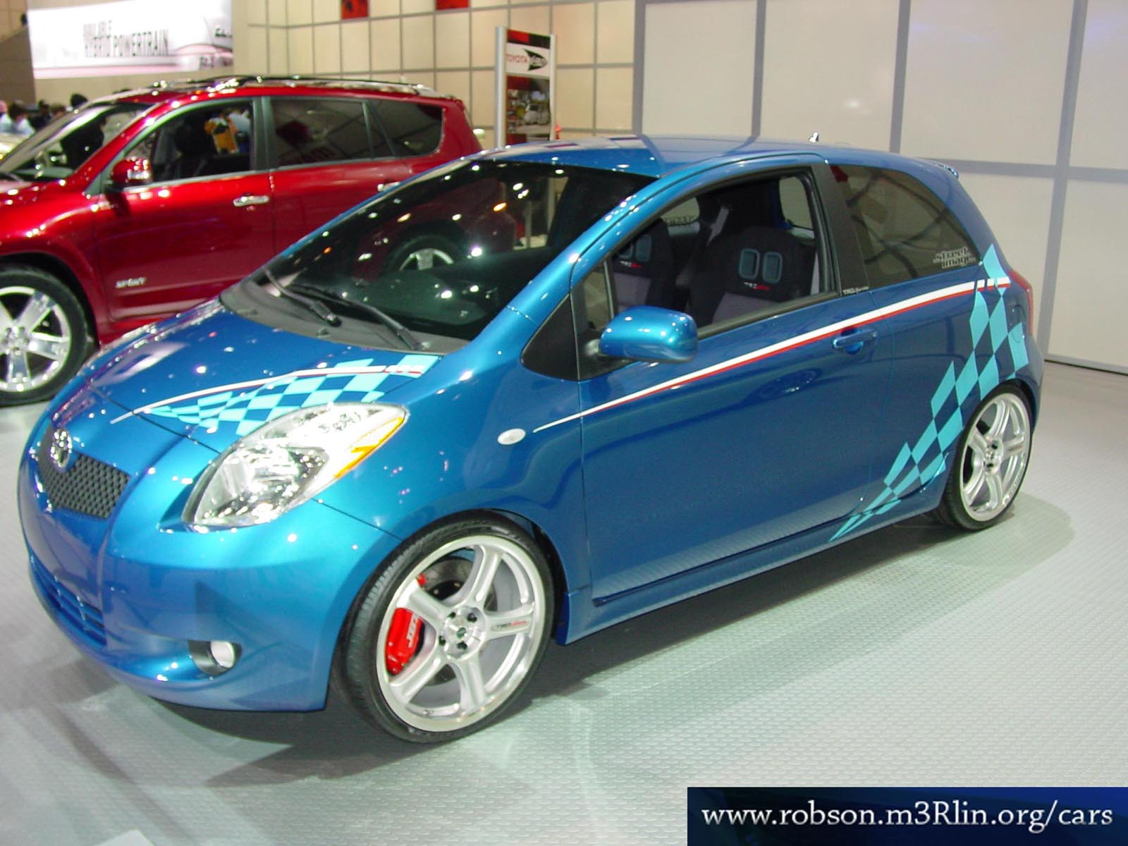 Toyota Yaris Sport, Photo #2