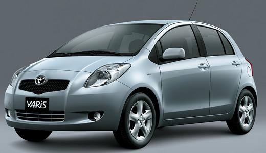 Toyota Yaris Sport, Photo #3