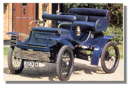 Vauxhall 5HP tourer