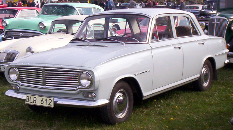 Vauxhall ASY Light Six 4dr saloon