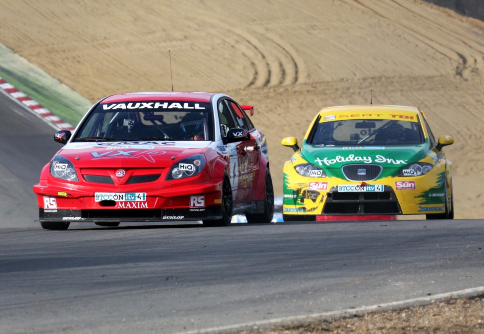 Vauxhall VECTRA BTCC VX RACING