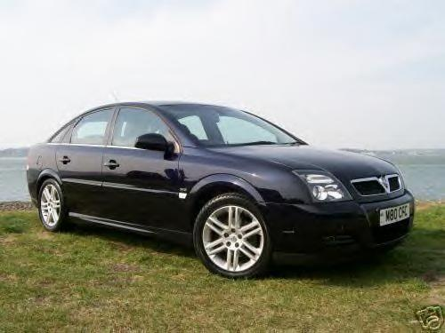 Vauxhall Vectra SRI