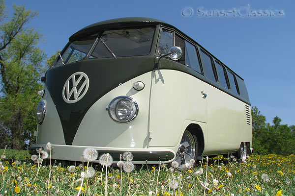 Volkswagen Bus, Photo #2