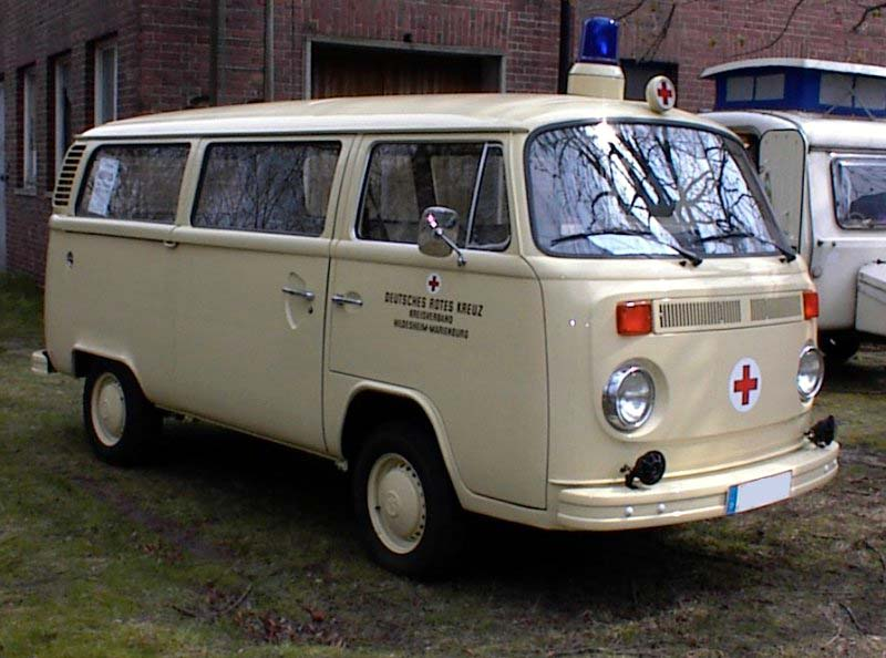 Volkswagen Type 2 Kombi bus, Photo #2