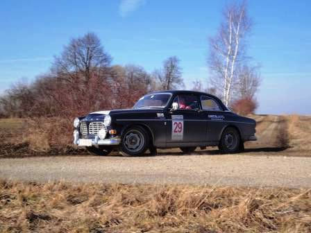 Volvo 121 Amazon 4-dr