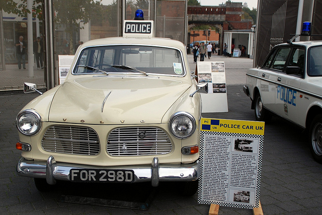 Volvo 121 Amazon Favorit